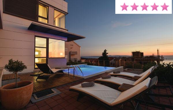 Sommerhus i Makarska - Kroatia