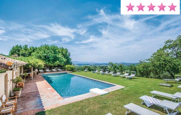Sommerhus i Toscana - Italia