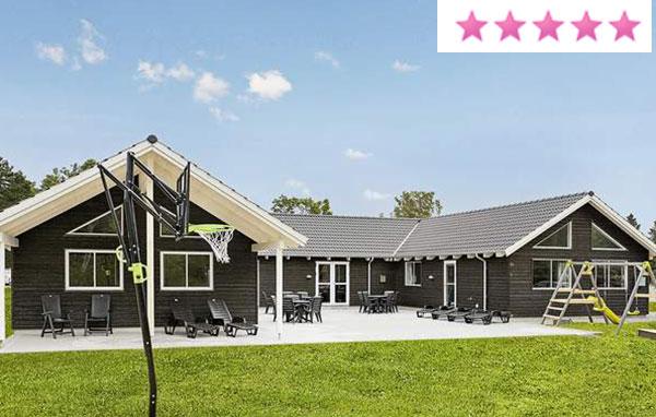 Sommerhus i Frederiksværk - Danmark