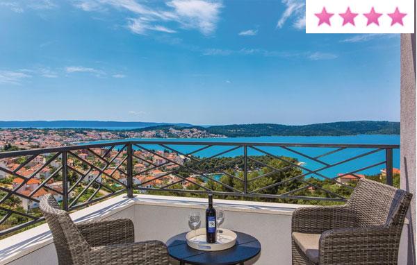 Feriehus i Trogir - Kroatia