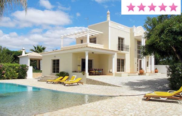 Sommerhus i Algarve - Portugal