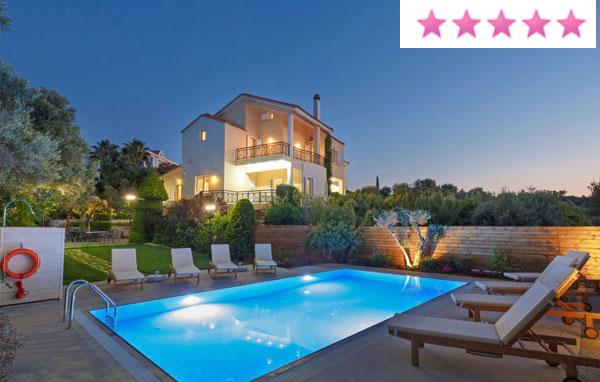 Sommerhus på Kreta - Hellas