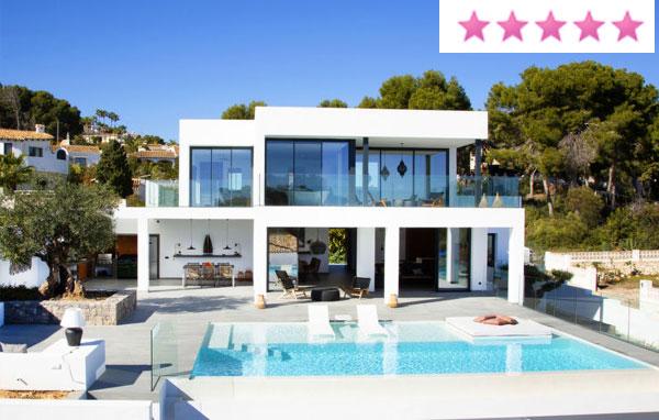 Sommerhus på Costa Blanca - Spania