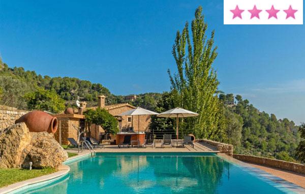 Sommerhus på Mallorca - Spania
