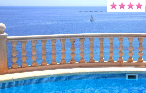 Sommerhus i Calpe - Spania