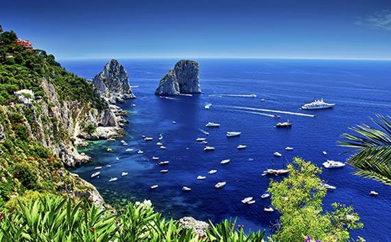 Feriehus og ferieleiligheter i Italia