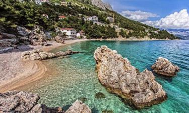 Feriehus i Sentral Dalmatia