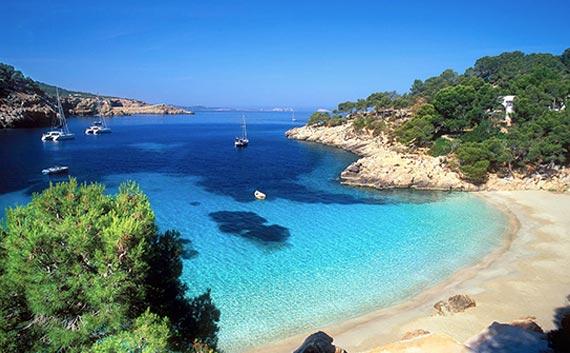 Feriehus og ferieleiligheter i Spania